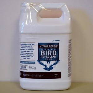 4 the birds repellent liquid