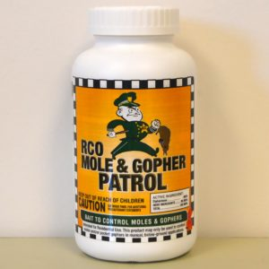 RCO Mole Gopher Patrol