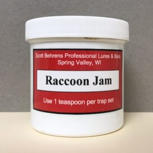 SCOTT BEHRENS - Raccoon Jam Raccoon bait