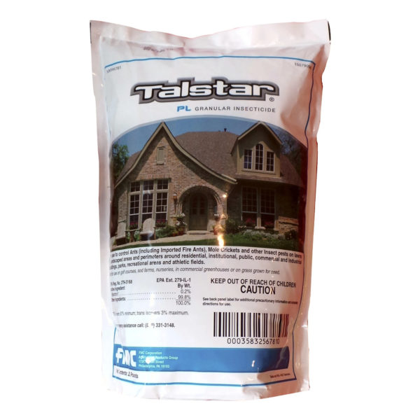 25 Lbs bad of Talstar PL Granular Insecticide