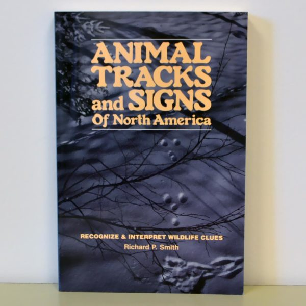 animal tracks and sign north america book