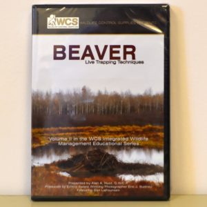 beaver live trapping dvd