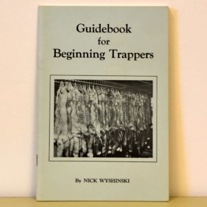guidebook for beginning trappers