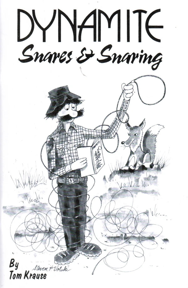 Dynamite Snares and Snaring book cover.
