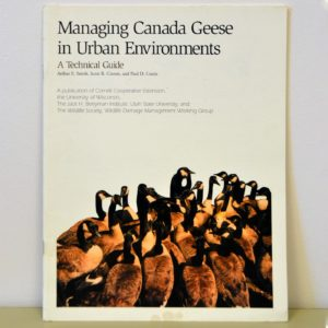 managing canada geese in Urban Environments book