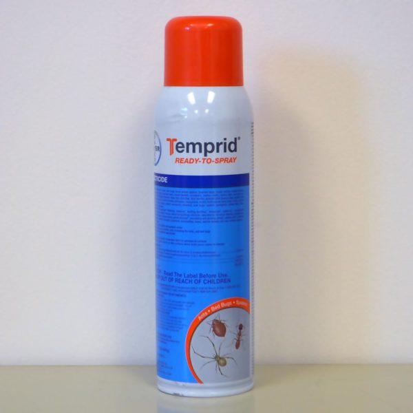temprid spray can