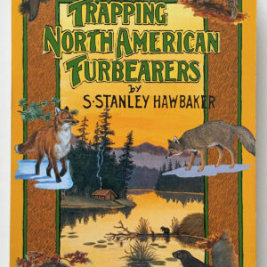 trapping north american furbearers book cover.